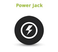 Laptop DC Power Jack