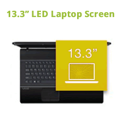 13inch LED Laptop screen