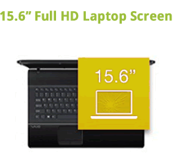15.6 Full HD Laptop Screen Replacement