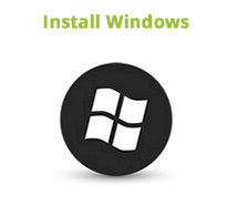 Windows installation services