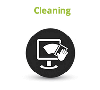 Laptop Cleaning Services