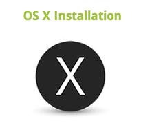 iMac Apple OS X Installation Repair